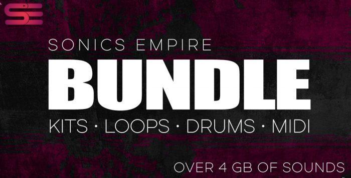 ADSR Sonics Empire Bundle Deal