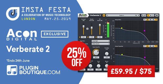 Acon Digital Verberate 2 sale