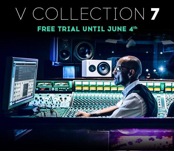 Arturia V Collection Free Trial