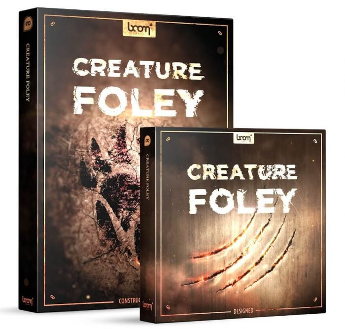 BOOM Library Creature Foley Bundle