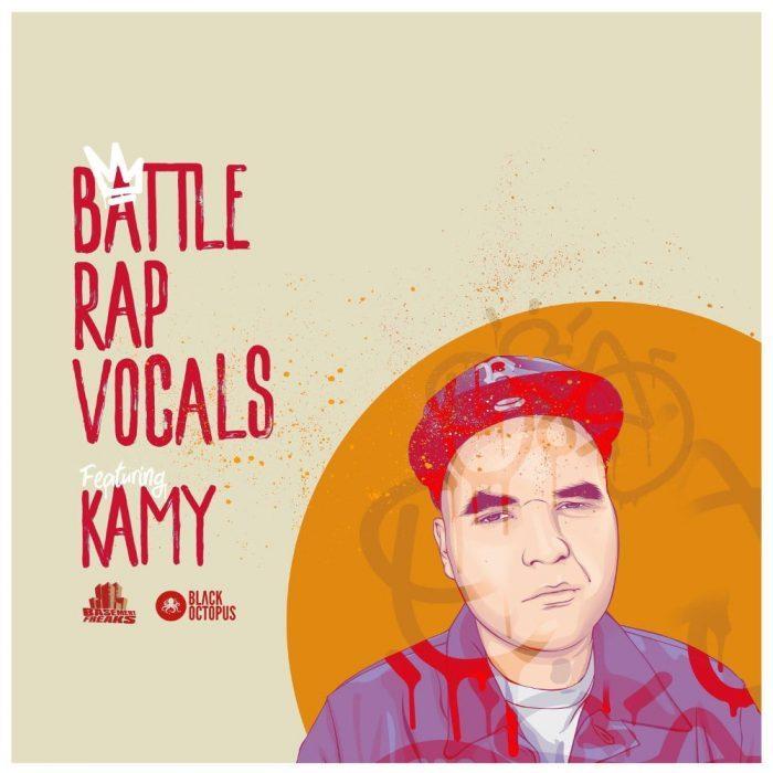 Black Octopus Battle Rap Vocals feat KAMY