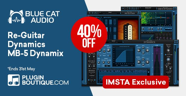 Blue Cat IMSTA 40% OFF