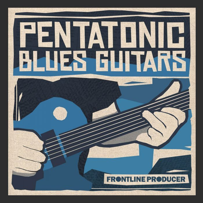 Frontline Producer Pentatonic Blues Guitars