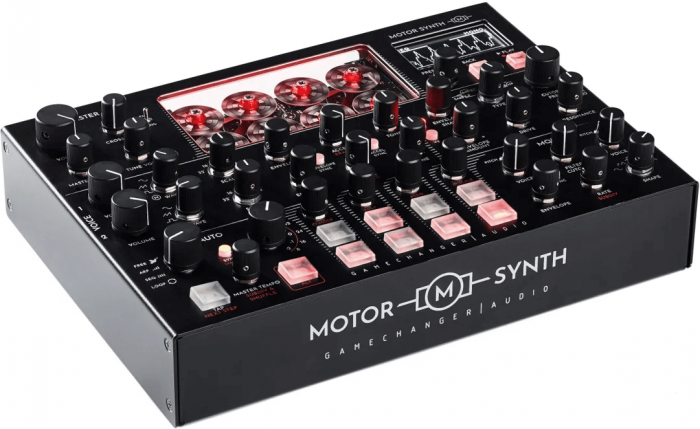 Gamechanger Audio Motor Synth (angle)