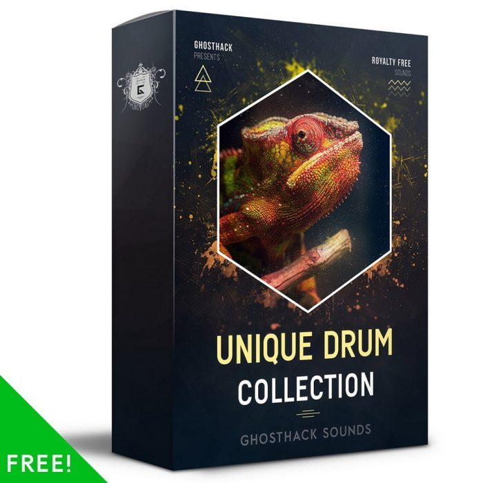 Ghosthack Unique Drum Collection