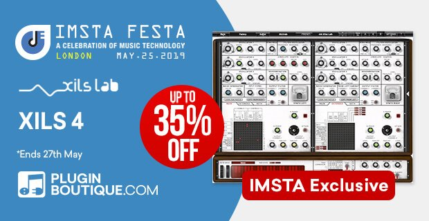 IMSTA XILS 4 sale 35% OFF