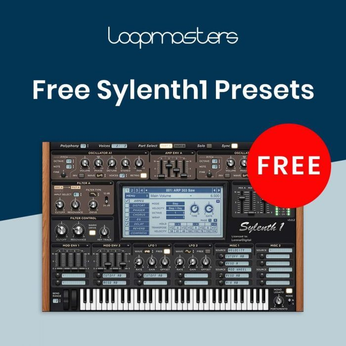 Loopmasters Free Sylenth1 Presets