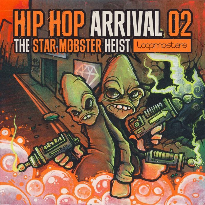 Loopmasters Hip Hop Arrival 02   The Star Mobster Heist