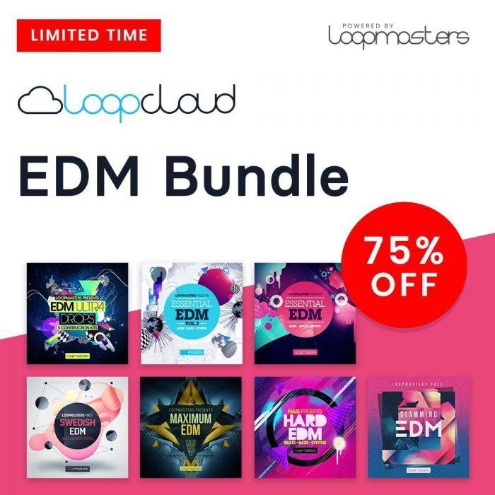 Loopmasters Loopcloud EDM Bundle
