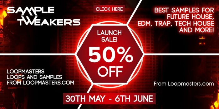 Loopmasters Sample Tweakers Sale
