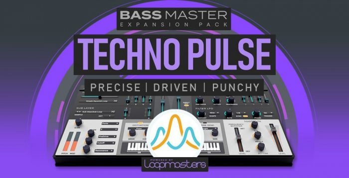 Loopmasters Techno Pulse for Bass Master