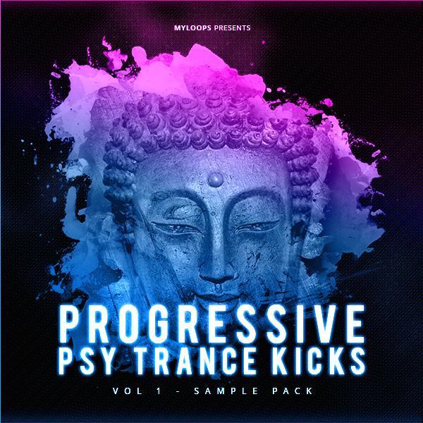 Myloops Progressive Psy Trance Kicks Vol 1