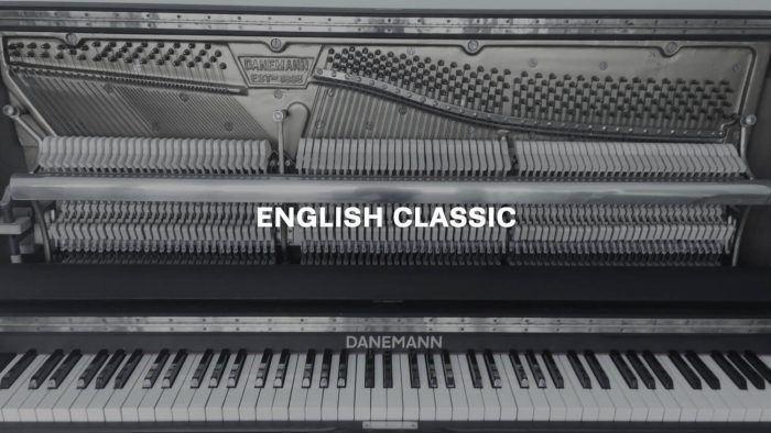 Pianobook English Classic