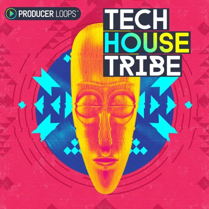 Producer Loops Tech House Tribe