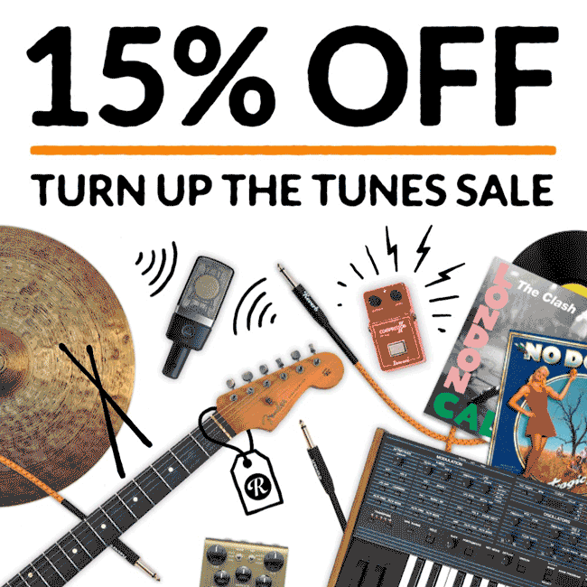 Reverb Memorial Day Sale 2019