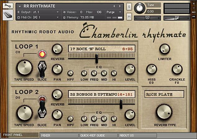 Rhythm Robot Rhythmate
