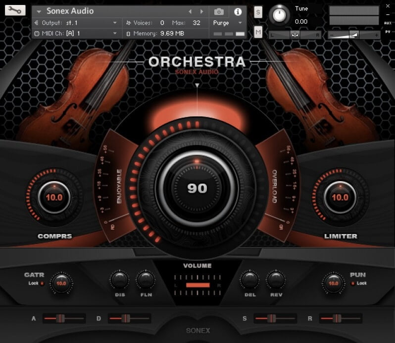 Sonex Audio releases Pro Strings Collection & free