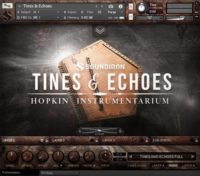 Soundiron Tines & Echoes