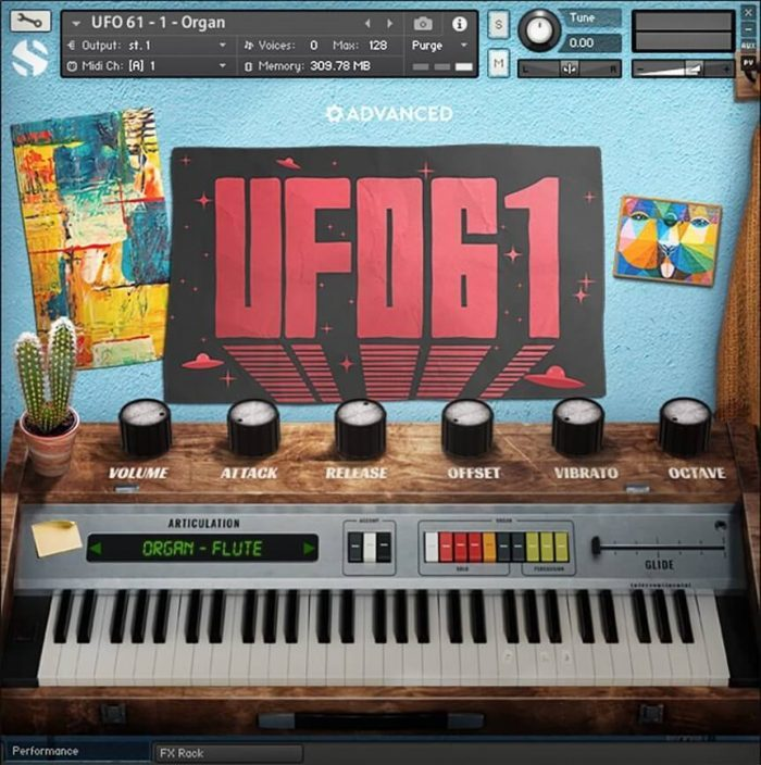 Soundiron UFO 61