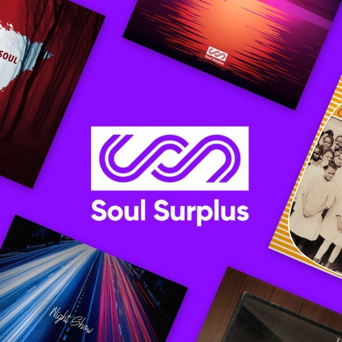 Splice Sounds Soul Surplus