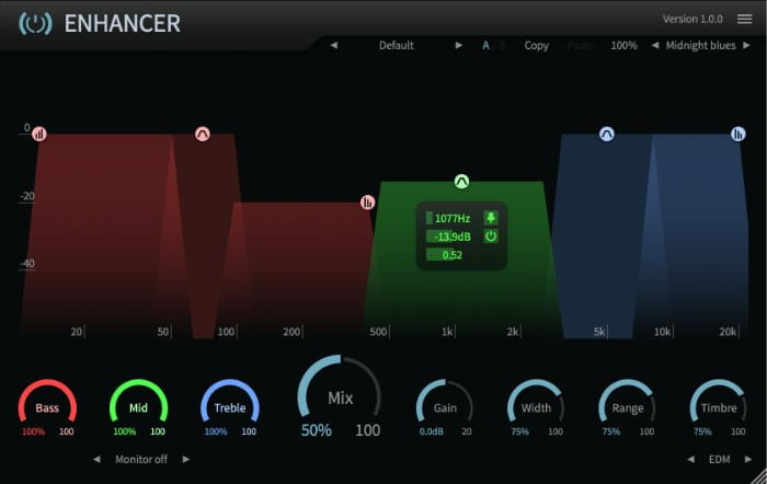 Toneboosters Enhancer