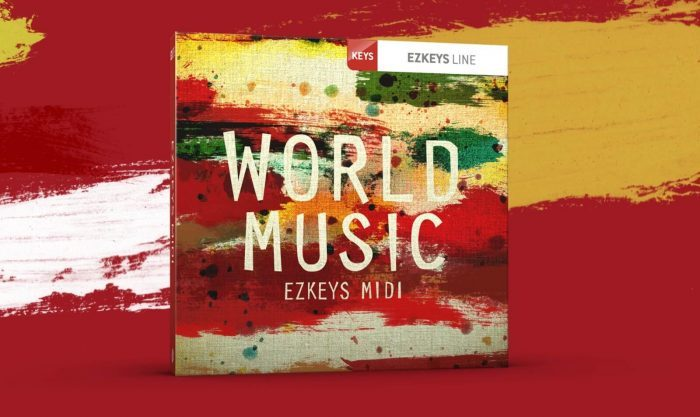 Toontrack World Music EZkeys MIDI