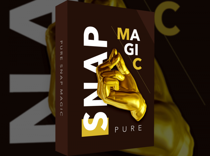Maz Blanko's free Pure Snap Magic offers 1,000+ snaps, claps