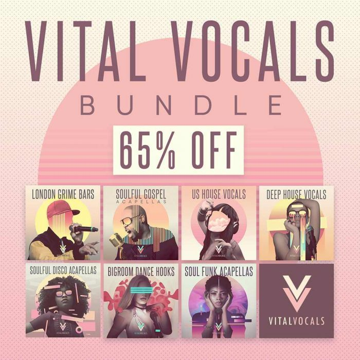 Vital Vocals Bundle