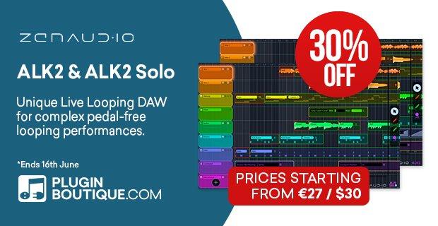 zenAudio ALK2 30% OFF