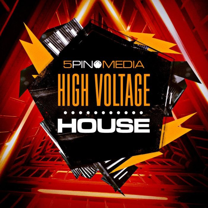 5Pin Media High Voltage House