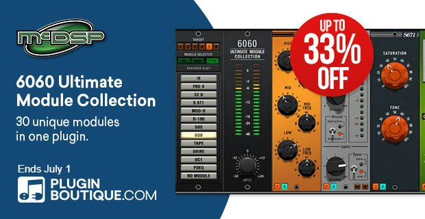 620x320 McDSP 6060 PluginBoutique