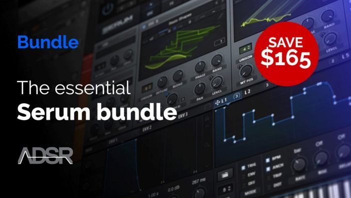 ADSR Serum Bundle