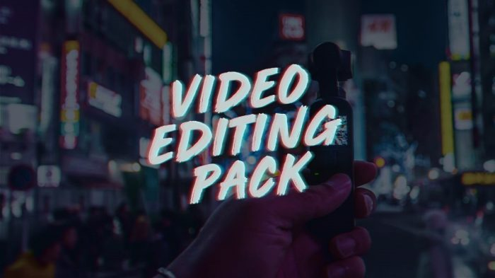 Accusonus ERA Video Editing Pack
