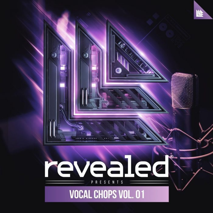 Alonso Sound Revealed Vocal Chops Vol 1