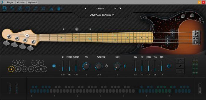 Ample Sound ABP