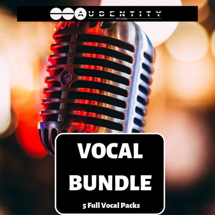 Audentity Records Vocal Bundle