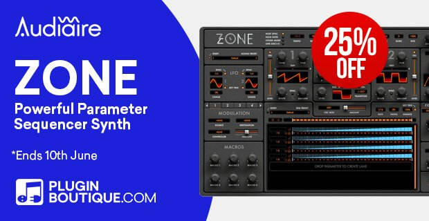 Audiare Zone 25% OFF