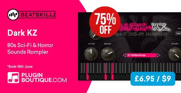 Beatskillz Dark KZ on sale for $9 USD