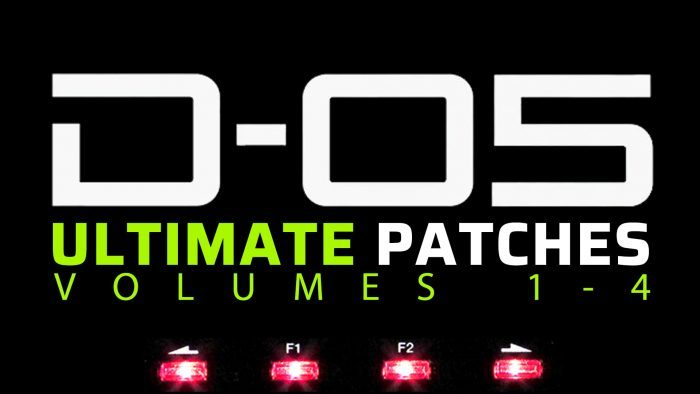 D 05 Ultimate Patches VOLUMES 1 4