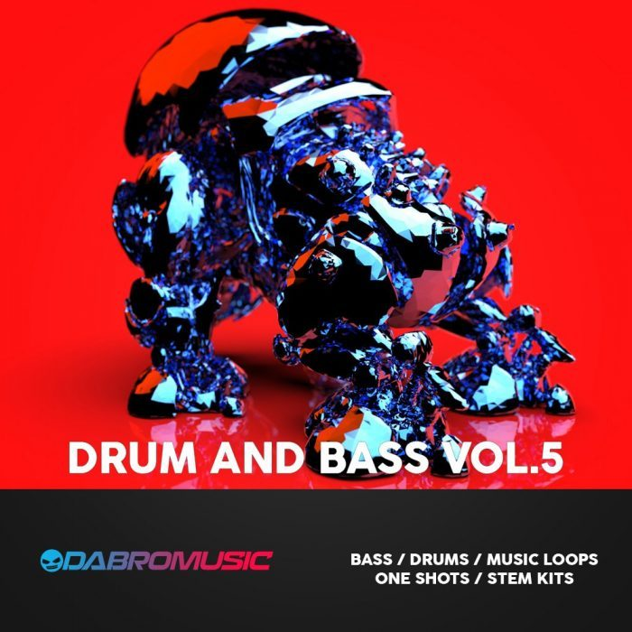 Dabro Music Drum and Bass 5