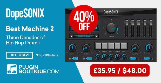 DopeSONIX Beat Machine 2 sale