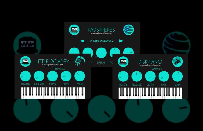Laptop Musician Blog