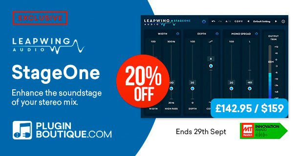 Leapwing StageOne 20% OFF
