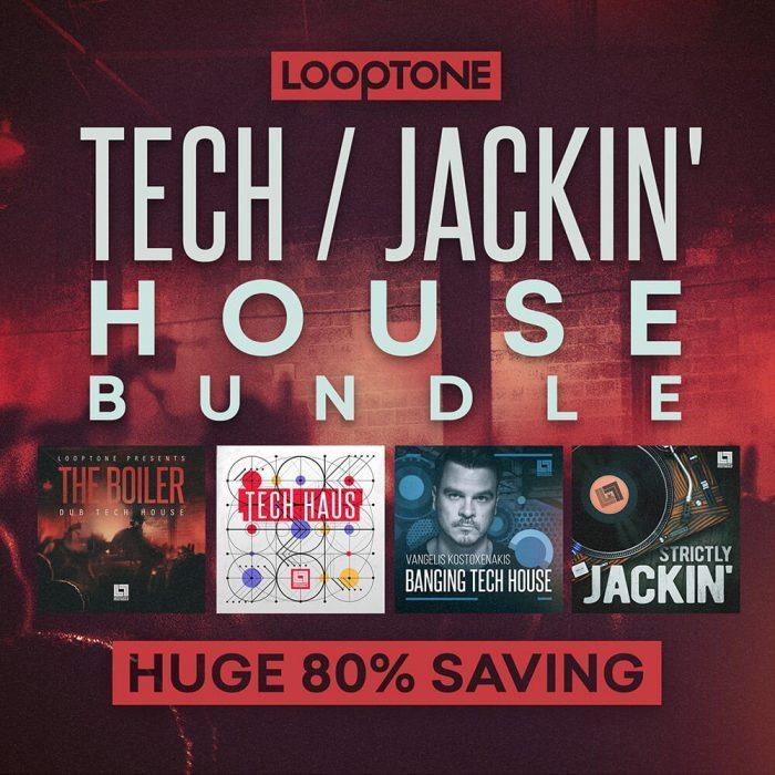 Looptone Tech Jackin House Bundle