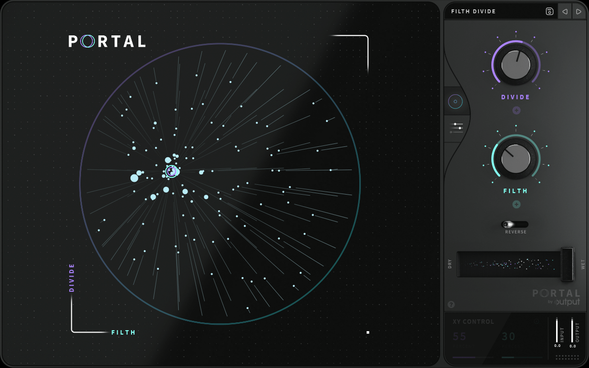 Output releases Portal granular synthesis effect plugin