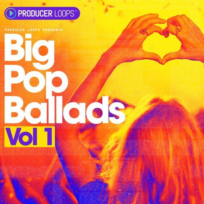 Producer Loops Big Pop Ballads