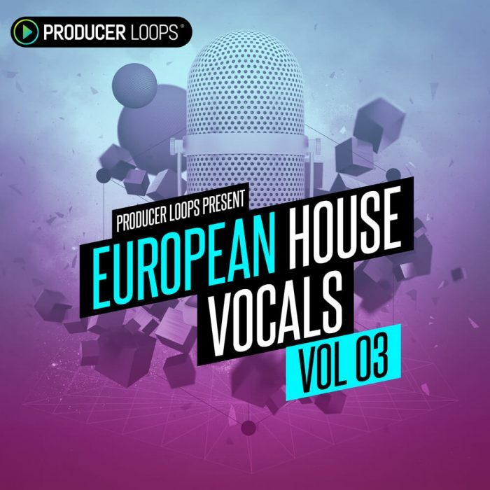 Producer Loops European House Vocals 3