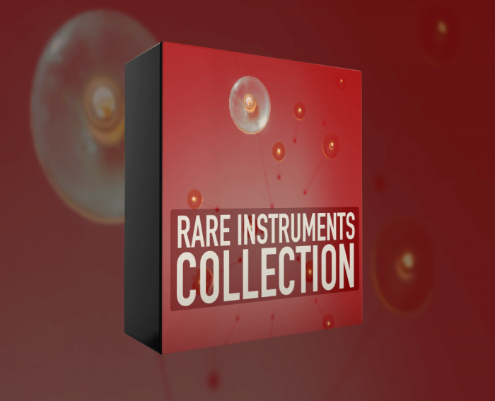 Rast Sound Rare Instruments Collection