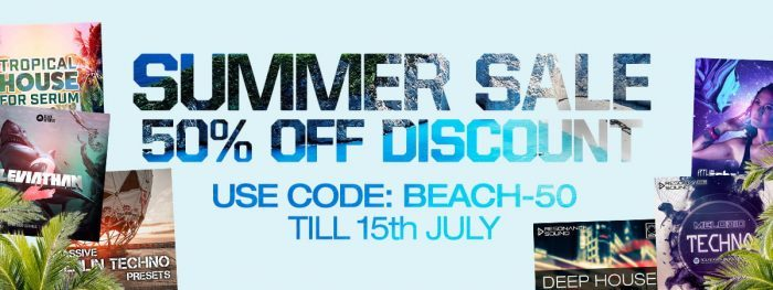 Resonance Sound Summer Sale 2019
