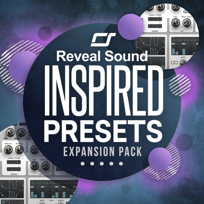 Reveal Sound Inspired Presets Pack